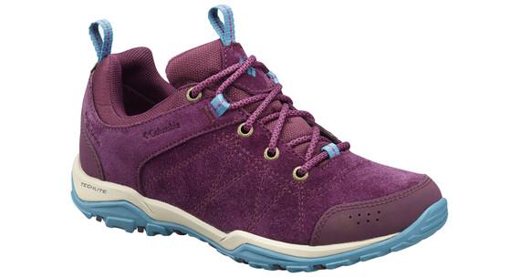 Columbia Fire Venture - Chaussures Femme - WP violet